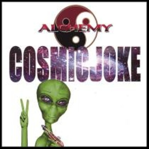 Cosmic Joke [CD]