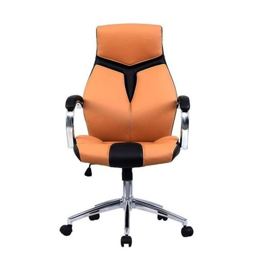 Costway PU Leather Ergonomic High Back Executive Office Chair