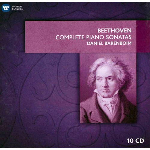 Daniel Barenboim - Beethoven: Complete Piano Sonatas