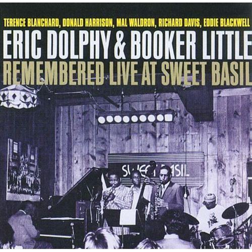 Eric Dolphy & Booke Little Rem CD