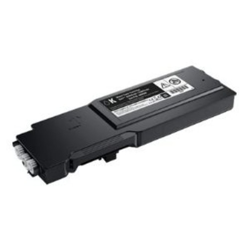 Dell S384X Series - High Yield - black - original - OEM - toner cartridge - for Color Smart Multifunction Printer S3845cdn; Color Smart Printer S3840cdn