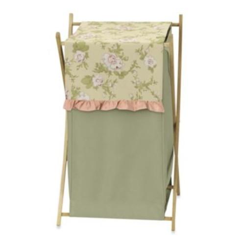Sweet Jojo Designs Annabel Laundry Hamper in Peach