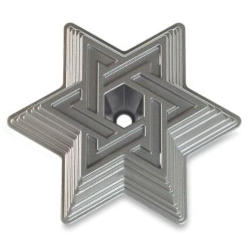 Nordic Ware Star of David Nonstick Bundt Pan