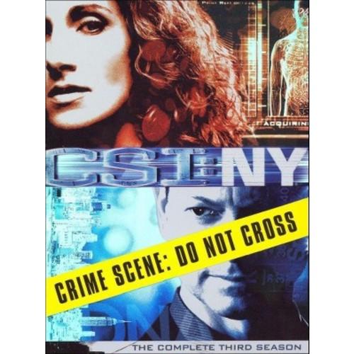 CSI: NY: The Complete Third Season (DVD)