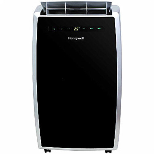 Honeywell MN Series 12000 BTU Portable Air Conditioner with Remote Control in Black/Silver
