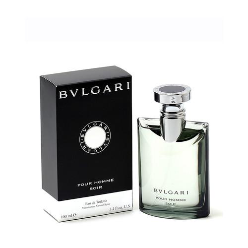 BVLGARI Pour Homme Soir Eau de Toilette, 3.4 fl. oz.