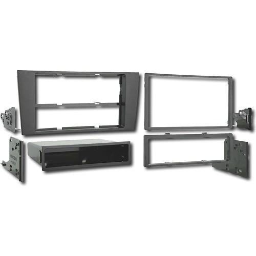 Metra - Dash Kit for Select 2000-2001 Audi A4 w/ Symphony radio - Black