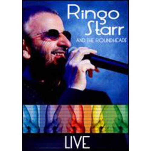 Ringo Starr and the Roundheads: Live WSE DD5.1/DTS