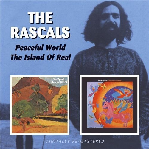 Peaceful World/Island of Real [CD]