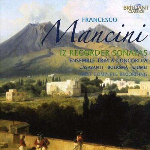 Complete Recorder Sonatas - CD
