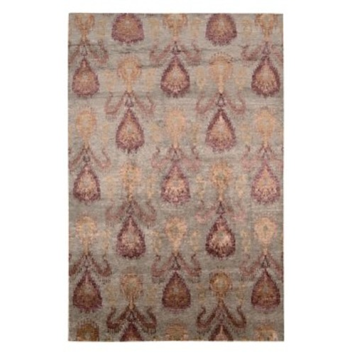 Silk Shadows Collection Area Rug, 3'9