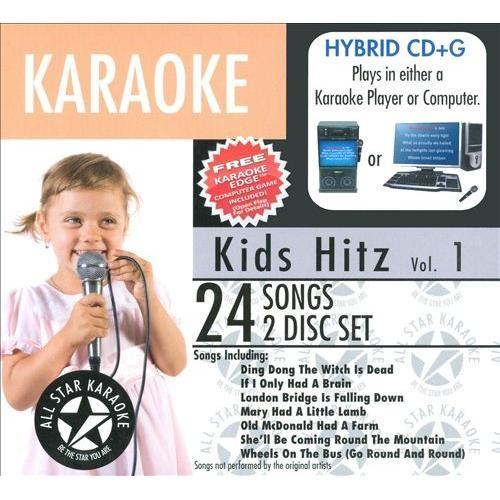 Karaoke: Kids Hitz [CD]