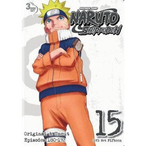 Naruto: Shippuden - Box Set 15 [3 Discs]