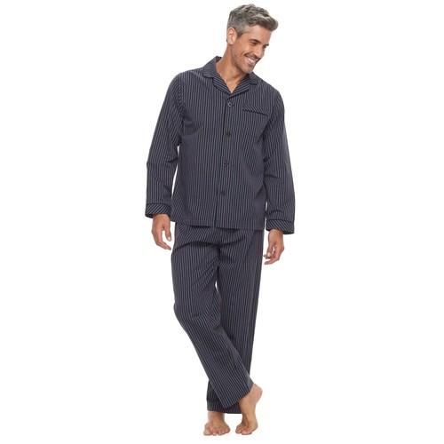 Men's Residence Broadcloth Pajamas