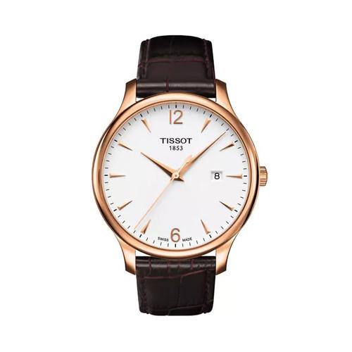 Tissot Men's T063.610.36.037.00 Tradition Watch