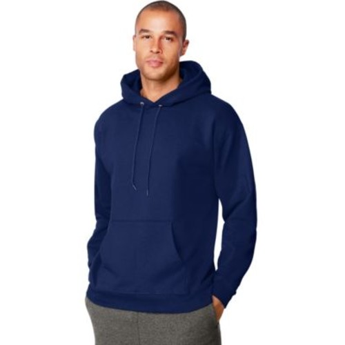 Hanes Mens Ultimate Cotton Heavyweight Pullover Hoodie