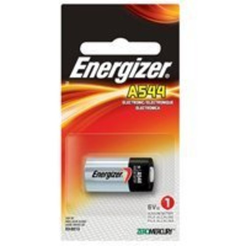 Energizer A544BPZ Zero Mercury Battery - 1 Pack