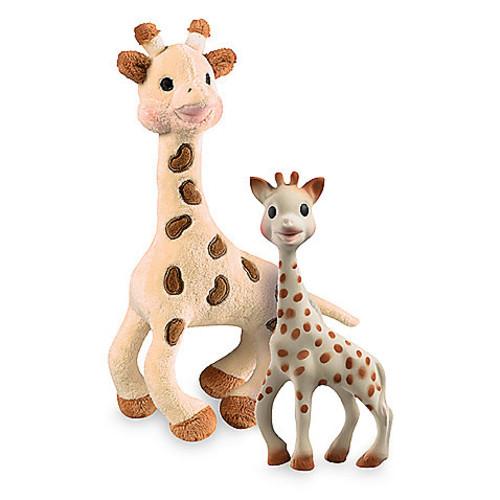 Sophie la girafe Toy and Plush Set