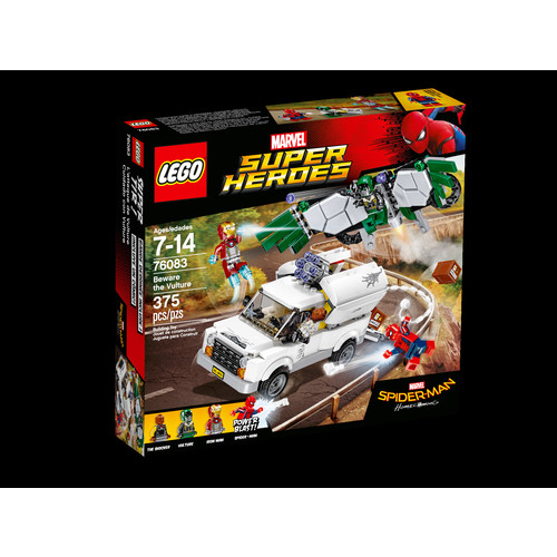 LEGO Marvel Super Heroes Spider-Man Playset - Beware the Vulture