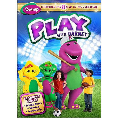Barney-Play With Barney