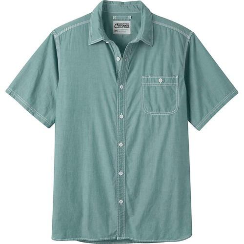Mountain Khakis Men's Mountain Chambray SS Shirt
