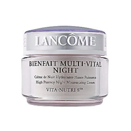 Lancome Bienfait Multi-Vital High Potency Night Moisturizing Cream VITA-NUTRI 8