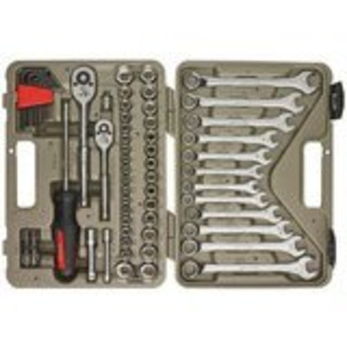 Crescent 70-Piece Professional Tool Set With Case