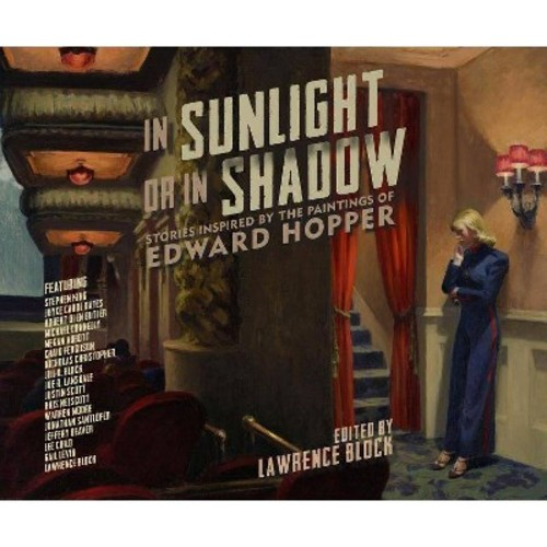 In Sunlight or in Shadow : Stories Inspired by the Paintings of Edward Hopper (MP3-CD) (Lawrence Block)