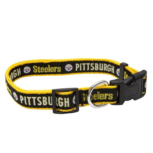 Pittsburgh Steelers NFL Dog Collar