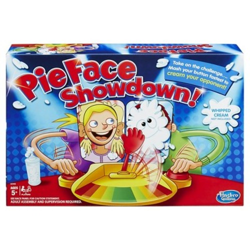 Pie Face Showdown! Game
