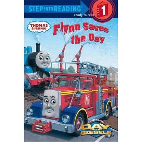 Flynn Saves the Day (Thomas & Friends) (Step into Reading) (Paperback)