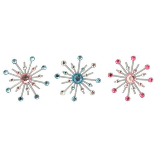 Sparkle Burst Brads 1.25