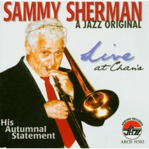 Jazz Original Live At Chan's CD (2004)
