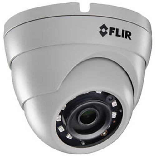 PE133F 4MP Outdoor Network Turret Camera with Night Vision