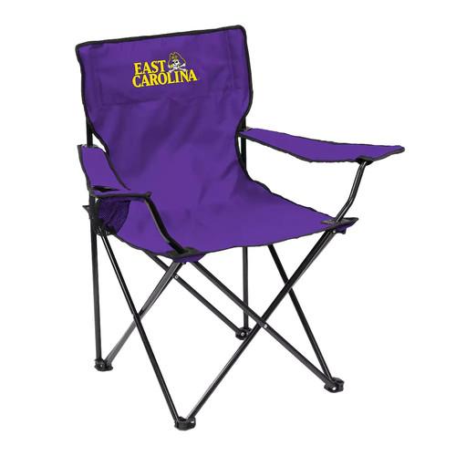 Logo Brand East Carolina Pirates Portable Folding Chair