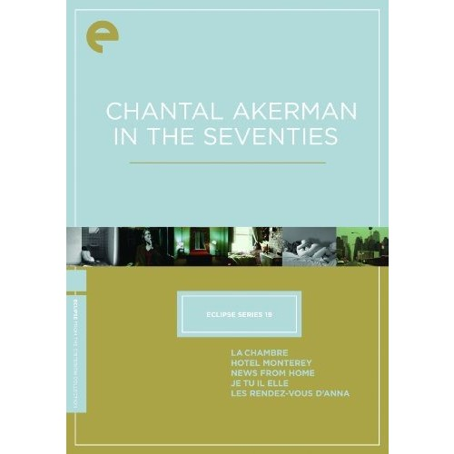 Chantal Akerman in the Seventies: Eclipse Series 19
