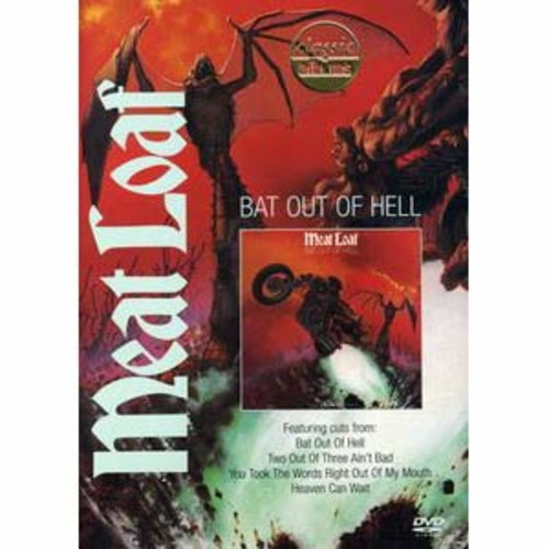 Classic Albums: Meat Loaf - Bat out of Hell DD2