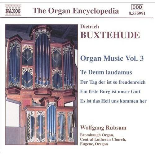 Organ Music 3 CD (2007)
