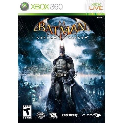 Batman: Arkham Asylum - Game of the Year (Xbox 360)
