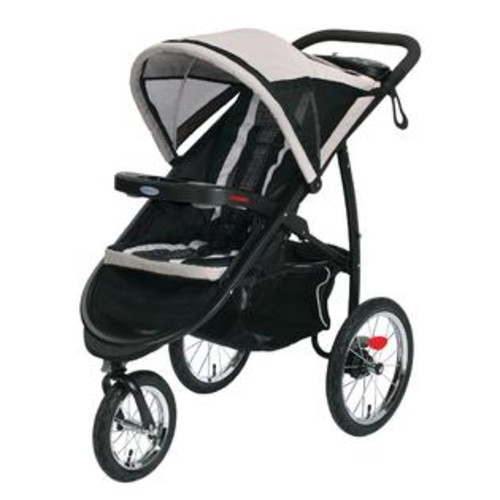 Graco Pierce Fast-action Click-connect Jogger Stroller