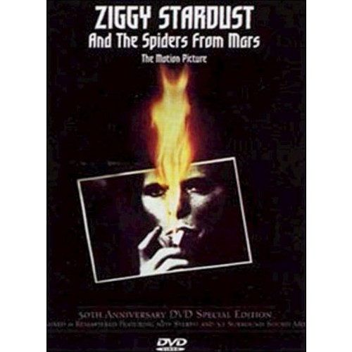 Ziggy Stardust- The Motion Picture (DVD)