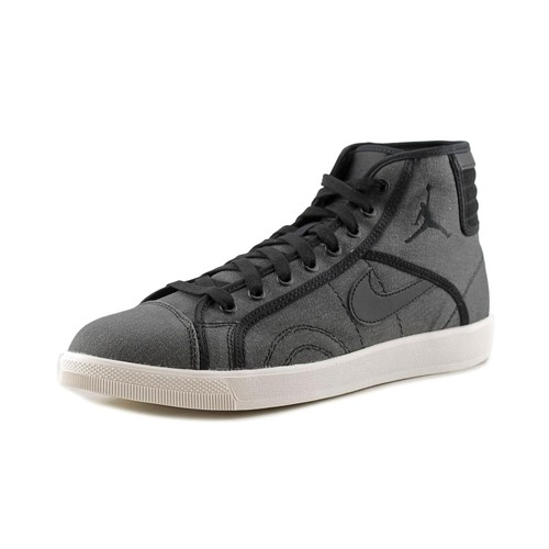 Jordan Sky High G Men Round Toe Synthetic Black Basketball Shoe