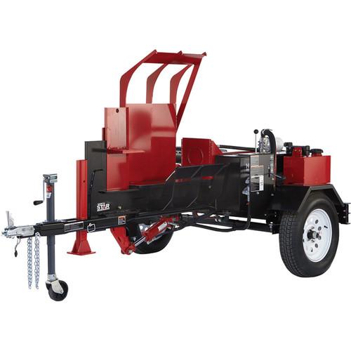 NorthStar Horizontal Log Splitter with Log Lift  42-Ton, 688cc Honda GX630 Engine