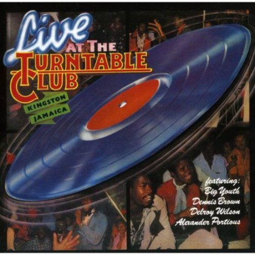 Live at the Turntable Club [CD]