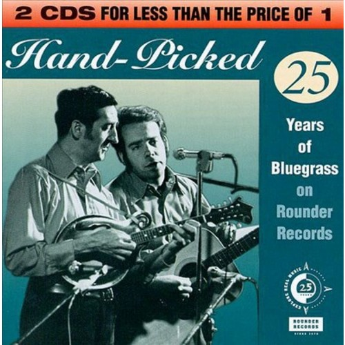 Various - Hand picked:25 years of bluegrass on (CD)
