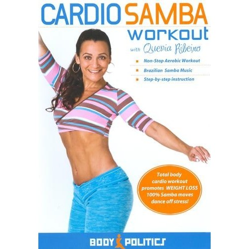 Cardio Samba Workout [DVD] [2008]