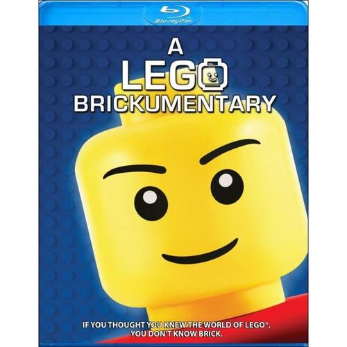 A LEGO Brickumentary [Blu-ray] [2014]