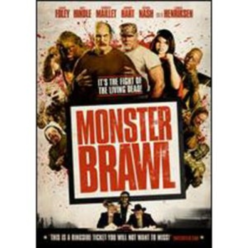 Sony Pictures Home Ent/image Monster Brawl WSE DD5.1