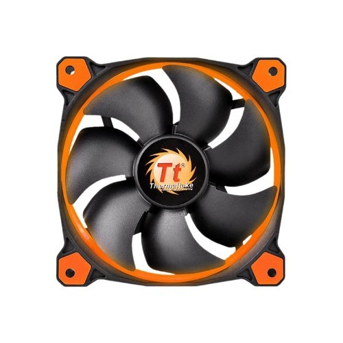 ThermalTake Riing 14 LED - Case fan - 140 mm (CL-F039-PL14OR-A)