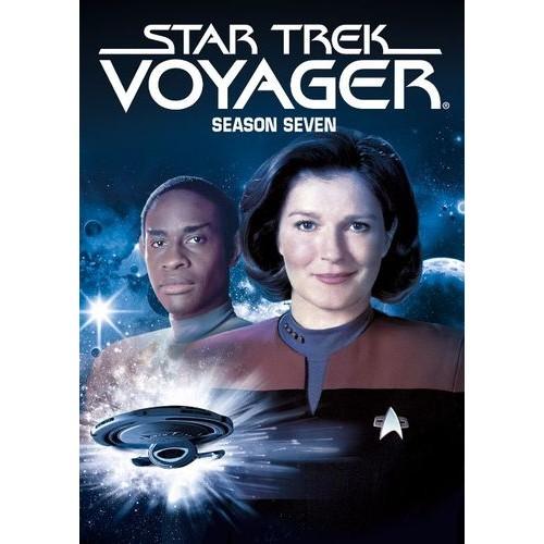 Star Trek: Voyager - Season Seven [7 Discs] [DVD]